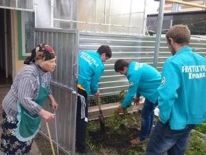 Работа с волонтерами